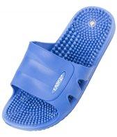 Easy USA Women's Massage Slide Sandals