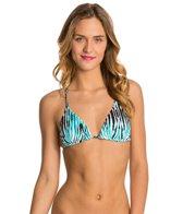 Volcom Wild Marks Triangle Bikini Top