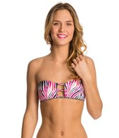 Volcom Wild Marks Bandeau Bikini Top
