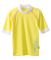 Platypus Australia Girls Lemon Short Sleeve Rashguard (7yrs-8yrs)
