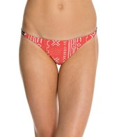 Roxy Border Line Reversible Mini Bikini Bottom