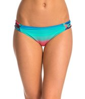 Roxy Shades Of Summer 70's Bikini Bottom