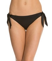 Roxy Swimwear Wrapsody Knotted Mini Bikini Bottom