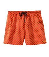 Quid & Buck Tangerine Dot Resort Short