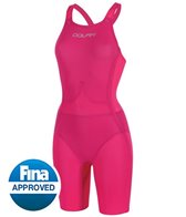 Dolfin Titanium Female Knee Suit