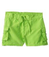 Sunshine Zone Girls' Solid Pocket Boardshorts  (7yrs-16yrs)