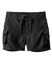 Sunshine Zone Girls' Solid Pocket Boardshorts  (7yrs-16yrs)