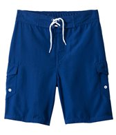 Sunshine Zone Boys' Solid E-Boardshort (8yrs-18yrs)