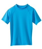 Sunshine Zone Boys' Solid S/S Rashguard (4yrs-7yrs)