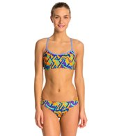 Dolfin Uglies Women's Cabo Two Piece Workout Swimsuit Set