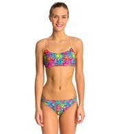 Dolfin Uglies Women's Poppy Two Piece Workout Swimsuit Set