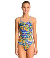 Dolfin Uglies Women's Cabo V-2 Back One Piece Swimsuit