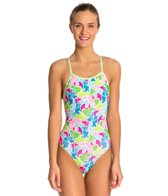 Dolfin Uglies Women's Gidget V-2 Back One Piece Swimsuit