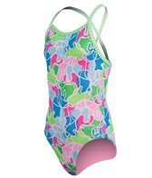 Dolfin Little Dolfin Uglies Gidget Toddlers One Piece Swimsuit (2T-6X)