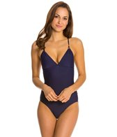 Helen Jon Essential Tie Back One Piece Swimsuit