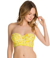 Motel Lemons Sunset Bandeau Bikini Top