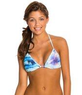 Motel Wave Summer Breeze Triangle Bikini Top