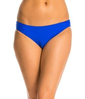 Helen Jon Del Mar Solid Classic Hipster Bikini Bottom