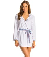 Helen Jon Punta Cana Terry Cover Up Wrap