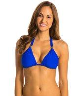 Helen Jon Del Mar Solid Slider Bikini Top (D-Cup)
