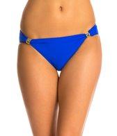 Helen Jon Del Mar Solid Slider Hipster Bikini Bottom