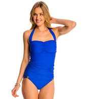 Helen Jon Del Mar Convertible Retro Tankini Top