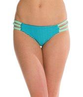 Seea Capitola Blue Tide Bikini Bottom