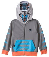 Volcom Boys' Wild Life Full Zip Up Hoodie (2T-4T)
