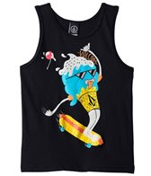 Volcom Boys' Cone Dog Tank Top (8yrs-20yrs)