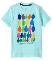 Volcom Boys' Stone Stack S/S Tee (8yrs-20yrs)