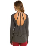 Zobha Harley Heather Tunic with Open Back