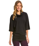 Zobha Tara French Terry Cowl Neck Tunic