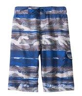Sunshine Zone Colored Waves E-Boardshort