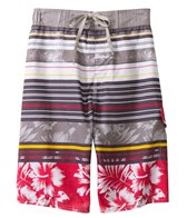 Sunshine Zone Tropical Hawaiian Party E-Boardshort