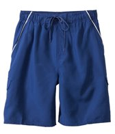 Sunshine Zone Solid Pocket Swim Trunk