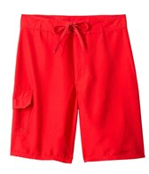 Sunshine Zone Solid Pocket Boardshort