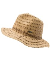 Roxy Cowgirl Straw Hat