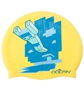 Dolfin Divecraft Silicone Swim Cap