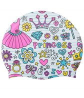Dolfin Little Dolfins Day Dreaming Silicone Swim Cap