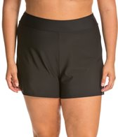 Shape Solver Plus Size Solid Brief Short