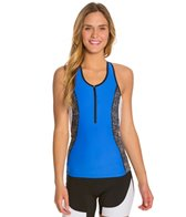 Active Angelz Women's Luisa Zip Front Multi Sport Top