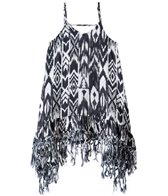 Billabong Girls' Summer Stunner Fringe Dress (4yrs-6yrs)