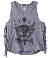Billabong Girls' Reachin Out Fringe Tank (4yrs-6yrs)