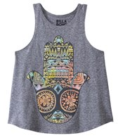 Billabong Girls' Hamsa Mama Swing Tank (4yrs-6yrs)
