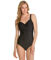 Athena Heavenly Mesh One Piece Swimsuit