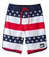 Quiksilver Boys' 40OZ of July Boardshort (8yrs-14yrs+)