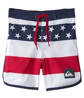 Quiksilver Boys' 40OZ of July Boardshort (2T-4T)