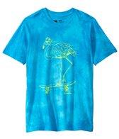 Quiksilver Boys' Rad Flamingo S/S Tee (8yrs-14yrs+)