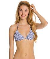 O'Neill Samba Ruffle Triangle Bikini Top