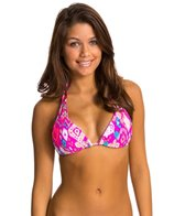 O'Neill Ikat Dreams Triangle Bikini Top